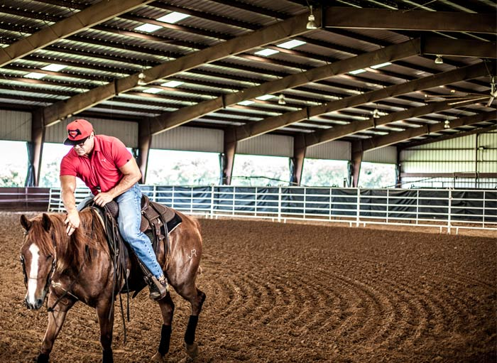 Reagan Lancaster Ranch Indoor Arena