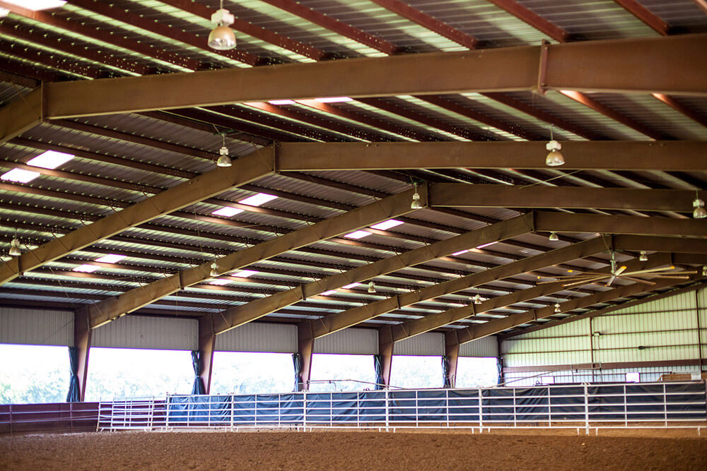 Lancaster Ranch - Indoor Arena