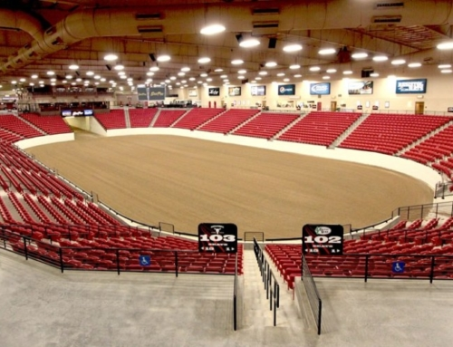 South Point Arena & Equestrian Center Wins Award For Equine Events