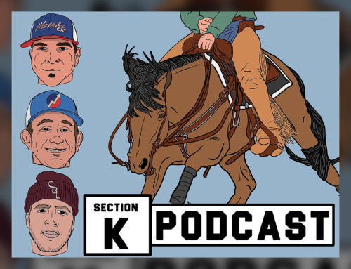 New Horse Cutting Podcast – Section K
